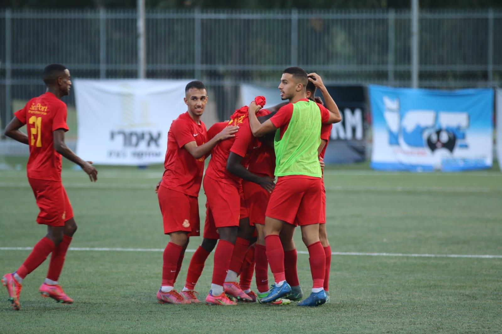 בתוספת הזמן: 1-2 דרמטי לקבוצת הנוער על עירוני נשר